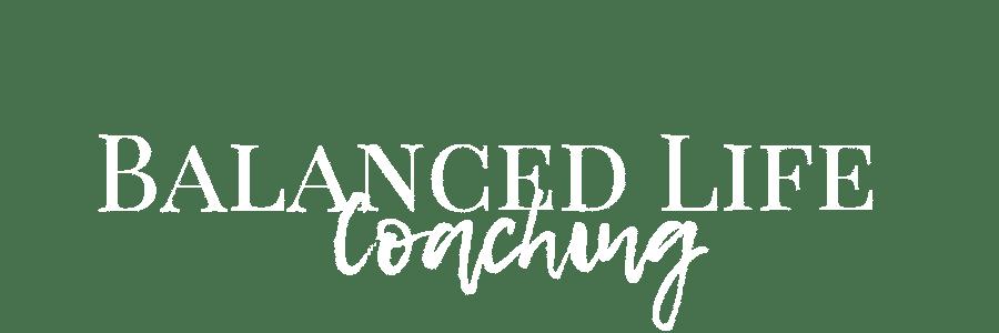 Balanced Life Coaching Logo