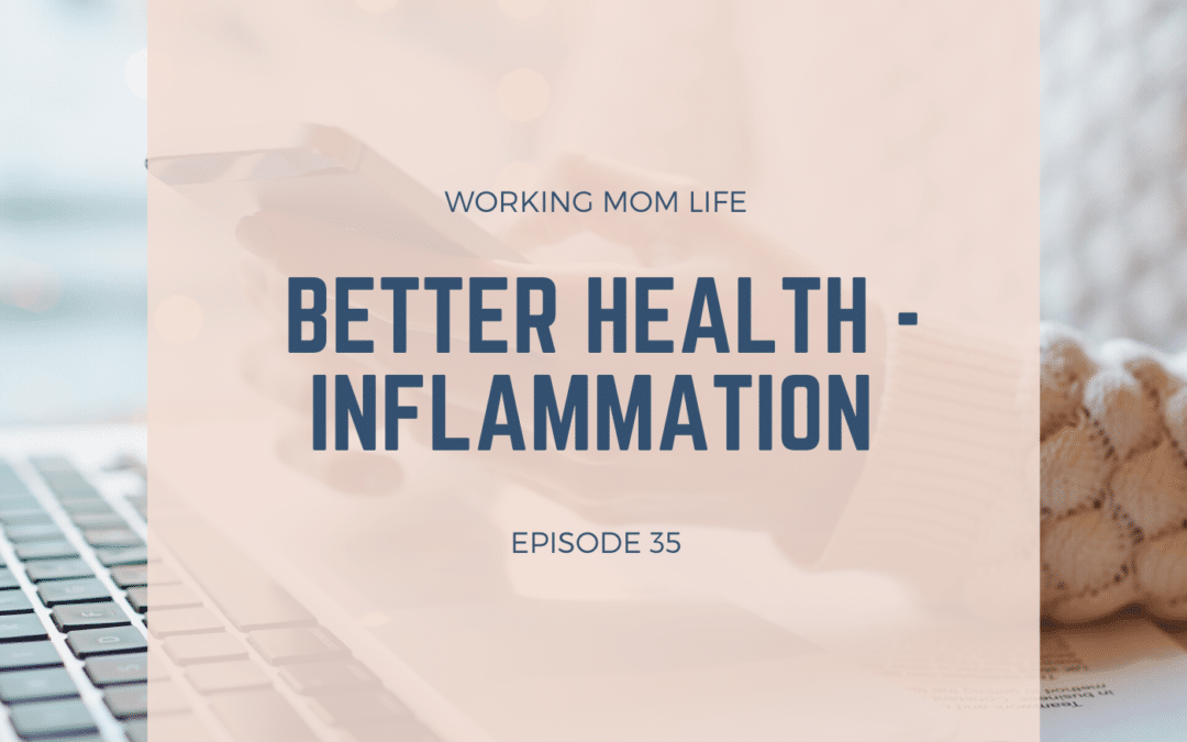 Episode 35 – Better Health – Inflammation