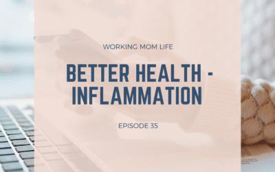 Episode 35 – Better Health – Inflammation